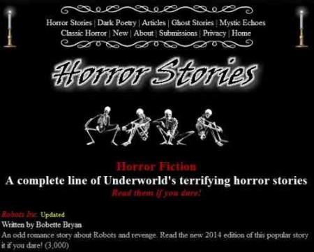 underworldtales horror stories
