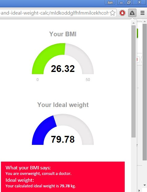 weight loss extensions google chrome 1