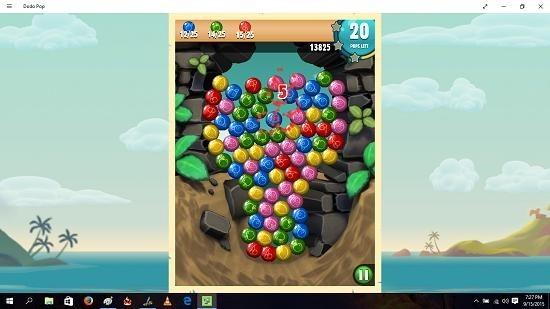 Dodo Pop gameplay