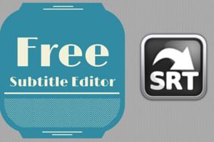 Free Subtitle Editor