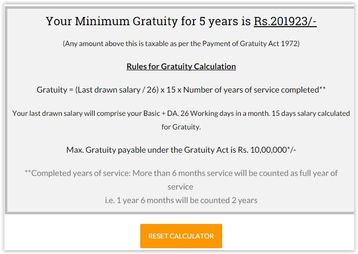 5 Free Online Gratuity Calculator