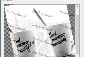 SquiggleMark- image watermark software