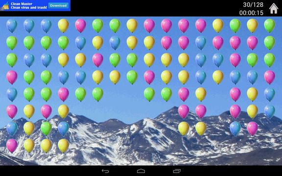 balloon popping apps android 2