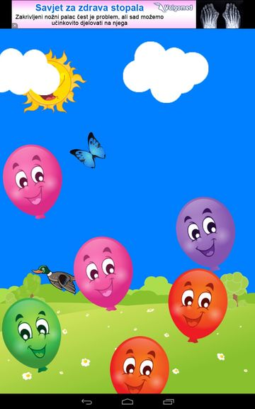 balloon popping apps android 3