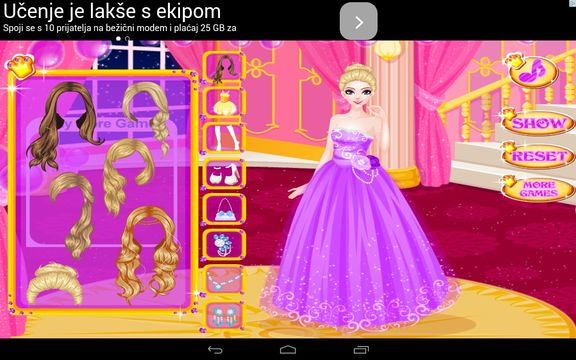 barbie dress upp apps android 3