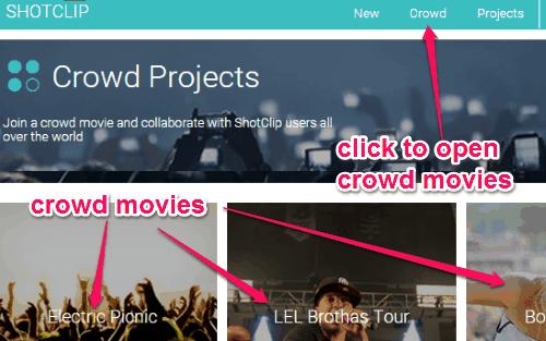 crowd movies