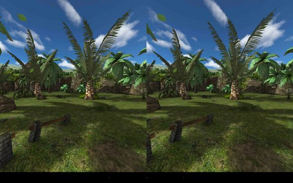 natural virtual reality apps android 4