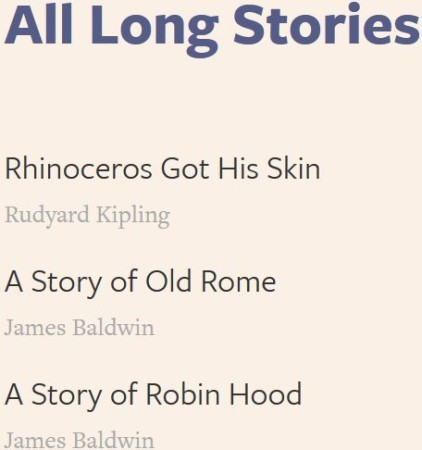 poopfiction list of stories
