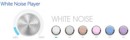 white noise extensions chrome 1