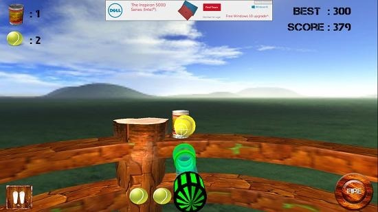 Can Shooter 360 gameplay