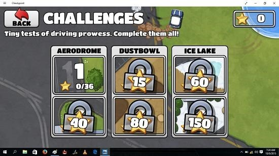 Checkpoint Champion choose challenge