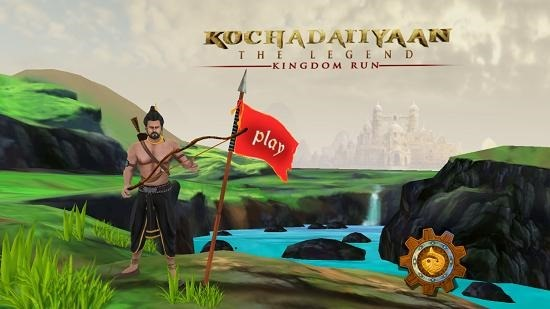 Kochadaiiyaan The Legend Kingdom run main screen