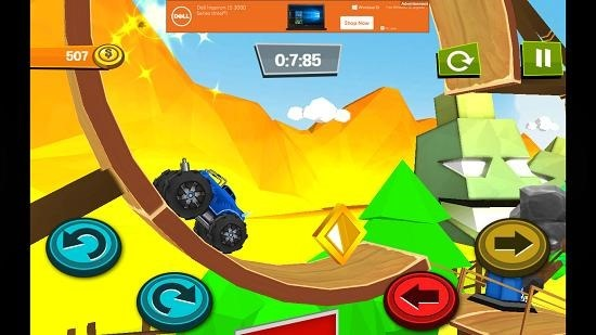 Monster Trucks Unleashed gameplay