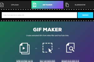Online Video to GIF converter
