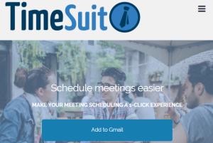 Timesuit- free online meeting scheduler