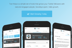 Twit Ninja- grow your Twitter followers