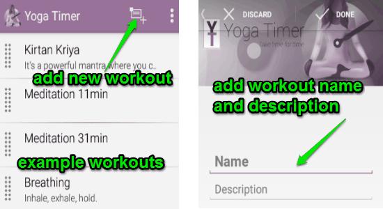 add workout