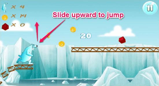 bear jump