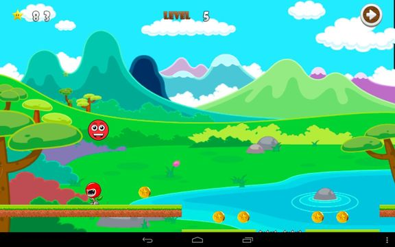 bouncing ball games android 4