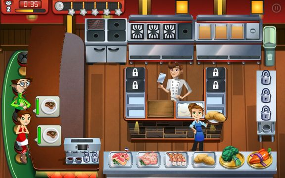 cooking games android 4
