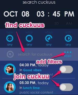 discover cuckuu