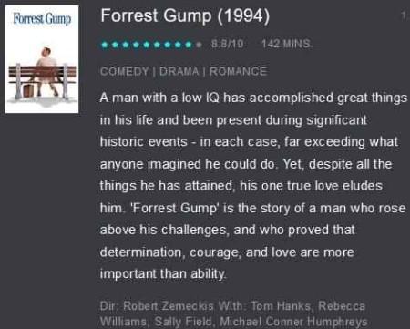 film hunt movie list