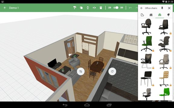 3 Home Design Apps For Android