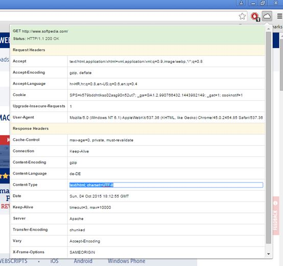 http header modifier extensions chrome 1