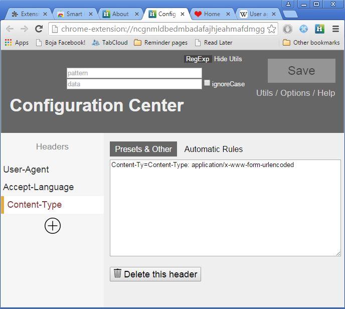 http header modifier extensions chrome 4