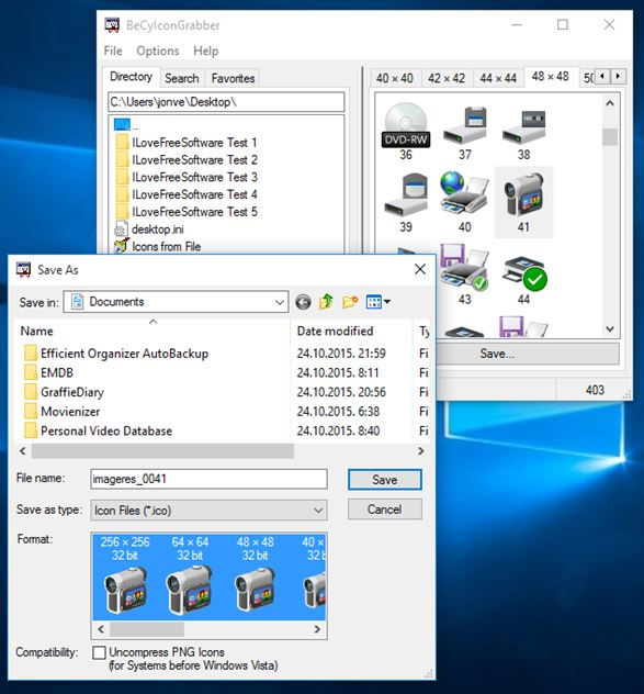 icon extractor software windows 10 3