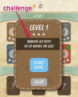 level goal