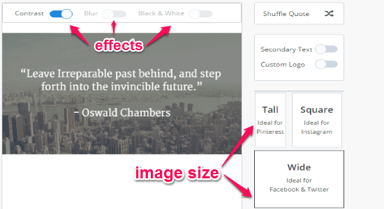 Pablo by Buffer: Online Tool To Make Social Media Images