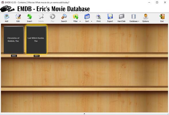 movie organizer software windows 10 4