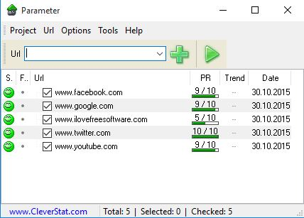 page rank checker software windows 10 1