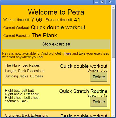personal trainer extensions chrome 2