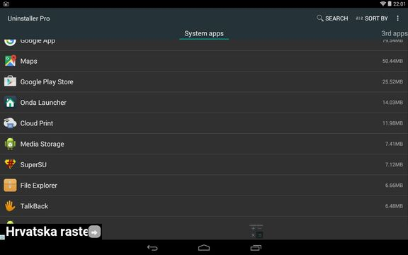 root app uninstallers android 1