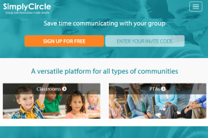 share files, photos, and events in groups