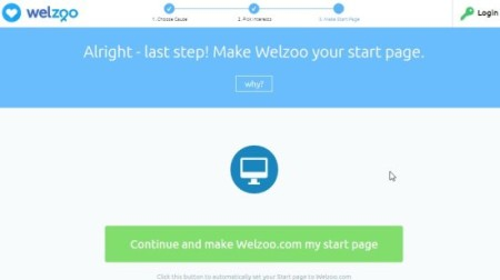 wellzoo sign in steps