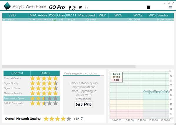 wifi hotspot scanner software windows 10 3