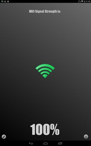 wifi signal strength checker apps android 3