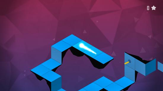 Cosmo run gameplay