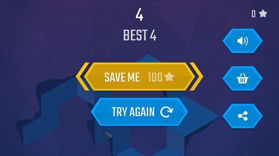 Cosmo run score