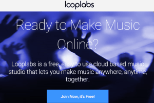 Looplabs- free collaborative online music maker