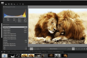 PT Photo Editor- free photo editor with advanced retouching and effects