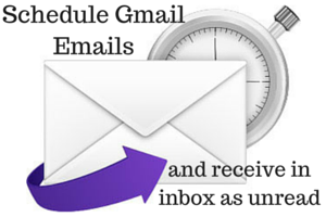 Schedule Gmail Emails