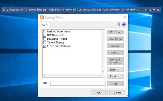 desktop widget software windows 10 4