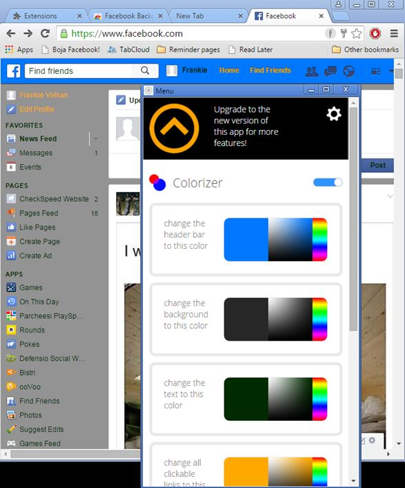 facebook background changer extensions chrome 1