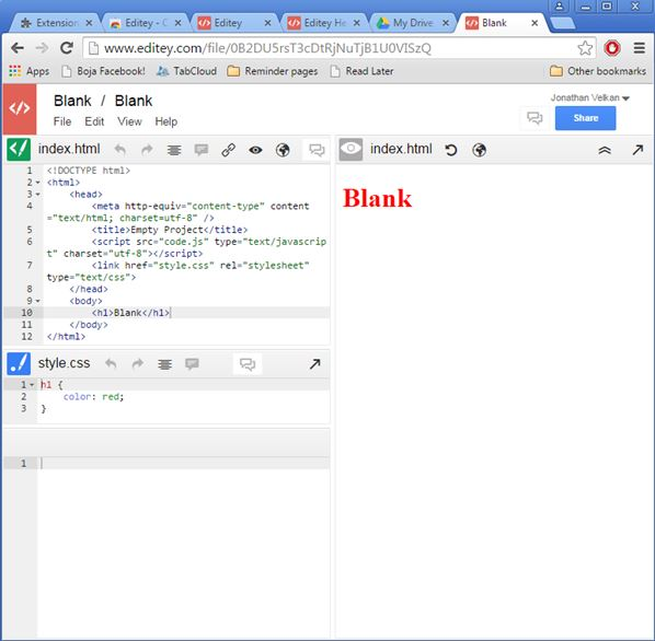google drive text editor extensions chrome 4