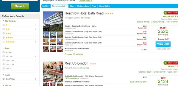 hotel discount extensions chrome 4