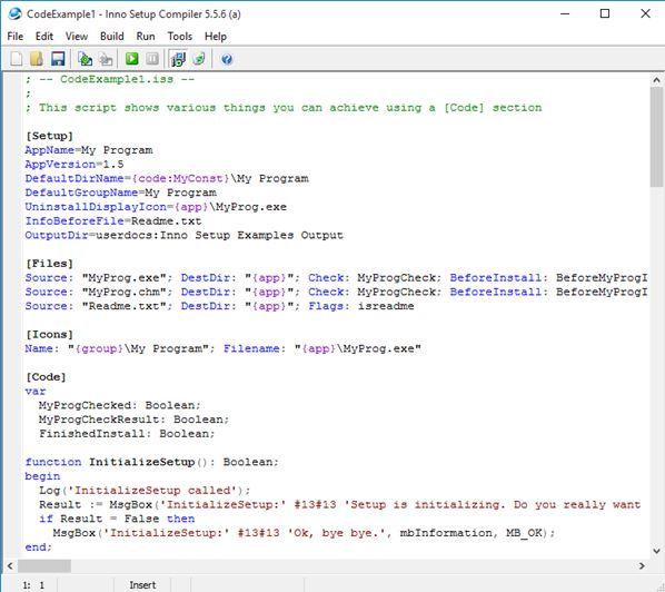 installer creator software windows 10 4